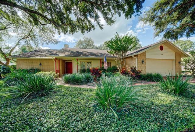514 Old Grove Drive, Lutz, FL 33548 (MLS #T3200049) :: Delgado Home Team at Keller Williams