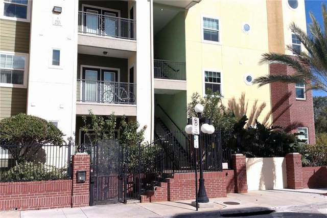 1910 E Palm Avenue #8219, Tampa, FL 33605 (MLS #T3200151) :: Gate Arty & the Group - Keller Williams Realty Smart