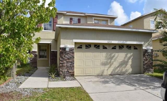6210 Cherry Blossom Trail, Gibsonton, FL 33534 (MLS #T3200228) :: Team Bohannon Keller Williams, Tampa Properties