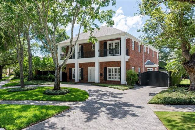 913 S Golf View Street, Tampa, FL 33629 (MLS #T3200477) :: Andrew Cherry & Company