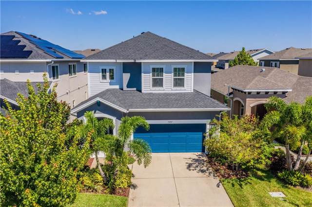 7322 Meeting House Lane, Apollo Beach, FL 33572 (MLS #T3200793) :: Rabell Realty Group