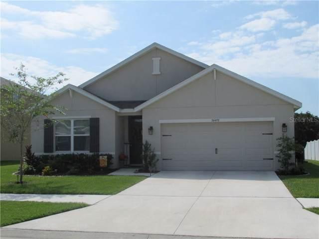 36493 Goffaux Loop, Zephyrhills, FL 33541 (MLS #T3200949) :: Florida Real Estate Sellers at Keller Williams Realty