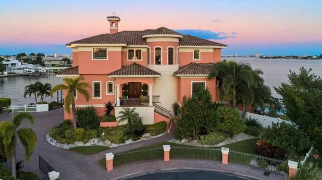 5401 Aloha Drive, St Pete Beach, FL 33706 (MLS #T3201084) :: Lockhart & Walseth Team, Realtors