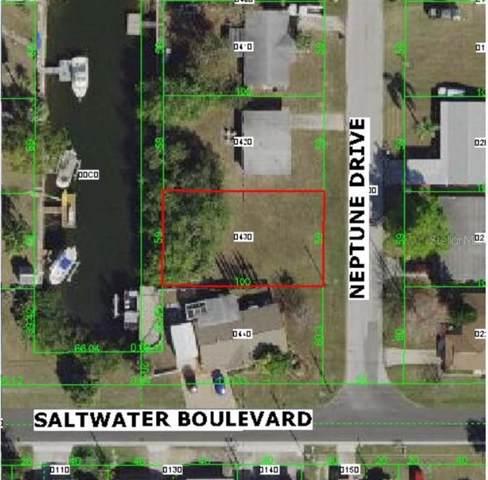 Neptune Drive, Hudson, FL 34667 (MLS #T3201197) :: KELLER WILLIAMS ELITE PARTNERS IV REALTY