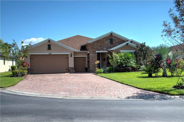 308 Montecito Place, Poinciana, FL 34759 (MLS #T3201422) :: Florida Real Estate Sellers at Keller Williams Realty