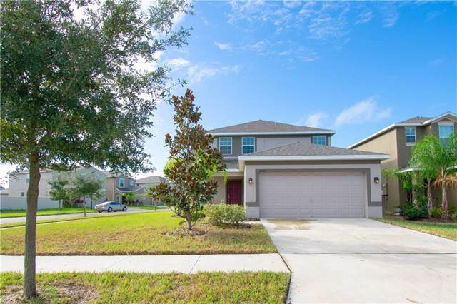 6402 Trent Creek Drive, Ruskin, FL 33573 (MLS #T3201909) :: Dalton Wade Real Estate Group