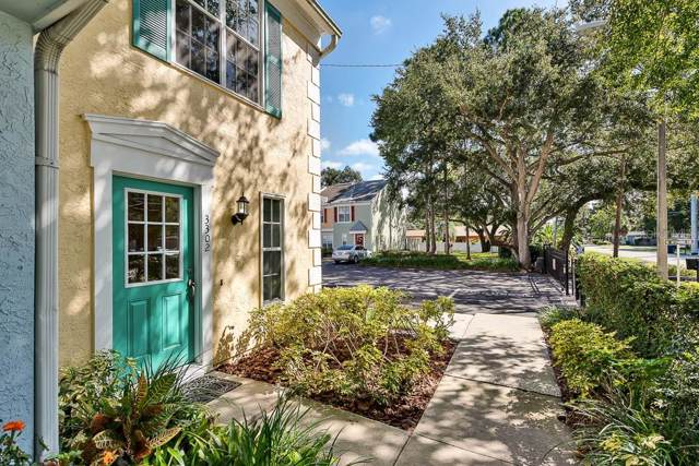 3302 W Wyoming Circle #3302, Tampa, FL 33611 (MLS #T3202304) :: Team Pepka