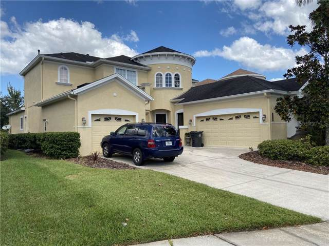 8304 Old Town Drive, Tampa, FL 33647 (MLS #T3202475) :: Team Bohannon Keller Williams, Tampa Properties