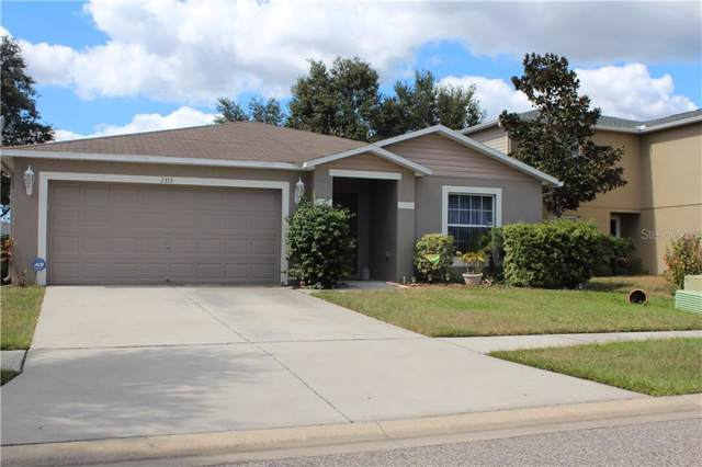 2313 Curzon Way, Odessa, FL 33556 (MLS #T3202680) :: Team Bohannon Keller Williams, Tampa Properties
