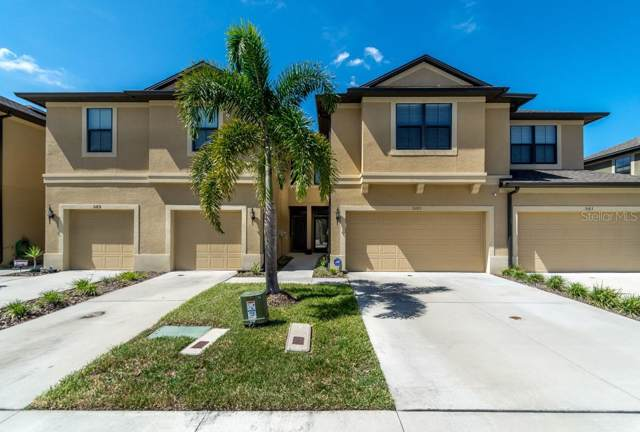5165 Bay Isle Circle, Clearwater, FL 33760 (MLS #T3202785) :: Team Borham at Keller Williams Realty