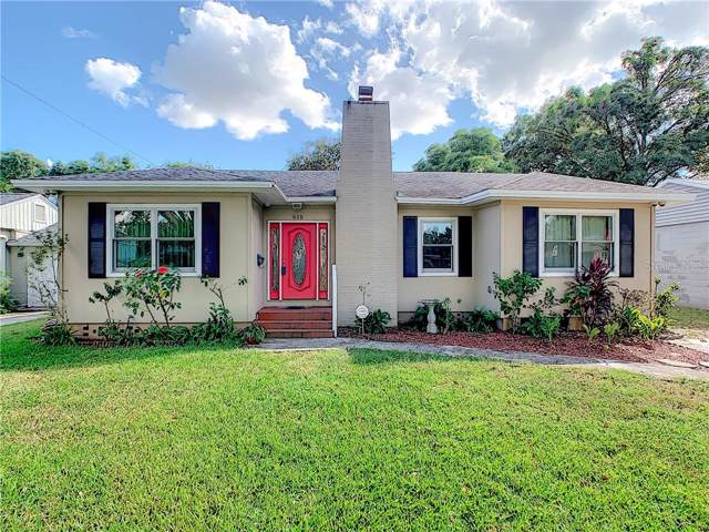 615 Chatham Drive, Lakeland, FL 33803 (MLS #T3202797) :: Gate Arty & the Group - Keller Williams Realty Smart