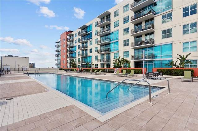 1120 E Kennedy Boulevard #728, Tampa, FL 33602 (MLS #T3202981) :: Gate Arty & the Group - Keller Williams Realty Smart