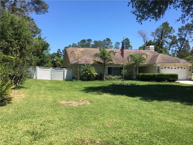 7052 Ovenbird Road, Weeki Wachee, FL 34613 (MLS #T3203112) :: Premium Properties Real Estate Services