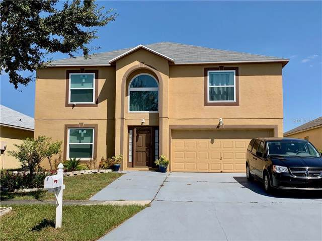 12617 Lake Vista Drive, Gibsonton, FL 33534 (MLS #T3203308) :: The Duncan Duo Team