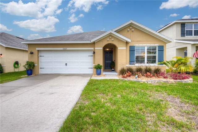 10669 Park Meadowbrooke Drive, Riverview, FL 33578 (MLS #T3203327) :: Dalton Wade Real Estate Group
