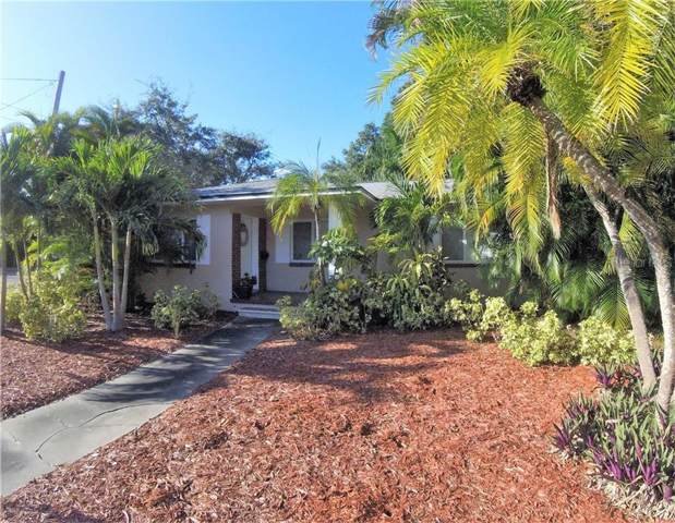 105 22ND Avenue NE, St Petersburg, FL 33704 (MLS #T3203418) :: Andrew Cherry & Company
