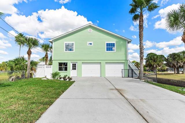 5070 Cedarbrook Lane, Hernando Beach, FL 34607 (MLS #T3203425) :: Cartwright Realty