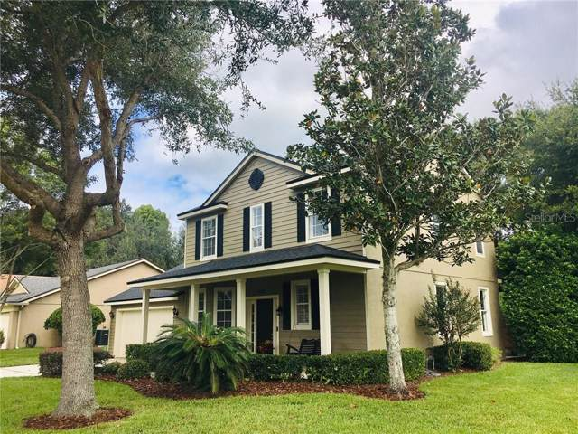 1258 Brandy Lake View Circle, Winter Garden, FL 34787 (MLS #T3203518) :: Cartwright Realty