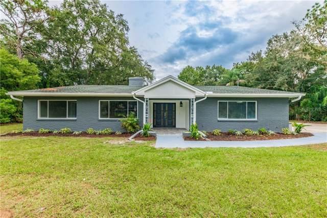 1110 Country Lane, Lutz, FL 33558 (MLS #T3203675) :: Andrew Cherry & Company