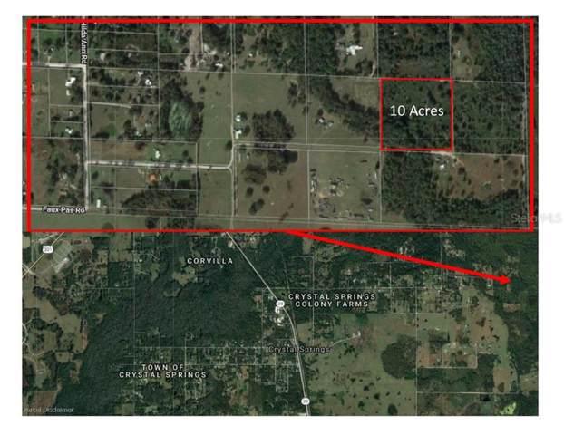 Address Not Published, Zephyrhills, FL 33540 (MLS #T3203688) :: The Brenda Wade Team