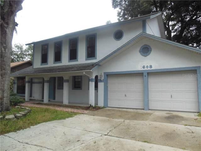 1608 Dawnridge Court, Brandon, FL 33510 (MLS #T3203965) :: Team Pepka