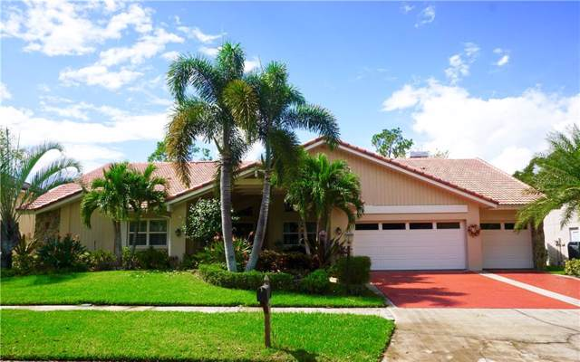 3010 Ashland Terrace, Clearwater, FL 33761 (MLS #T3203982) :: Florida Real Estate Sellers at Keller Williams Realty
