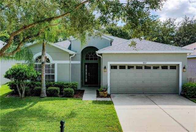 8207 Whistling Pine Way, Tampa, FL 33647 (MLS #T3204097) :: Cartwright Realty