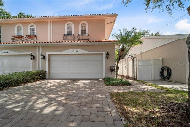 202 S Audubon Avenue #2, Tampa, FL 33609 (MLS #T3204116) :: Lovitch Realty Group, LLC