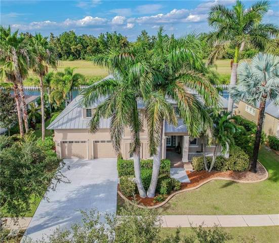 607 Islebay Drive, Apollo Beach, FL 33572 (MLS #T3204117) :: Griffin Group