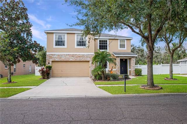 14914 Heronglen Drive, Lithia, FL 33547 (MLS #T3204162) :: Dalton Wade Real Estate Group