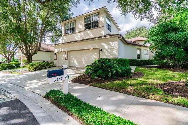 5217 Fairway One Drive, Valrico, FL 33596 (MLS #T3204176) :: Team Bohannon Keller Williams, Tampa Properties