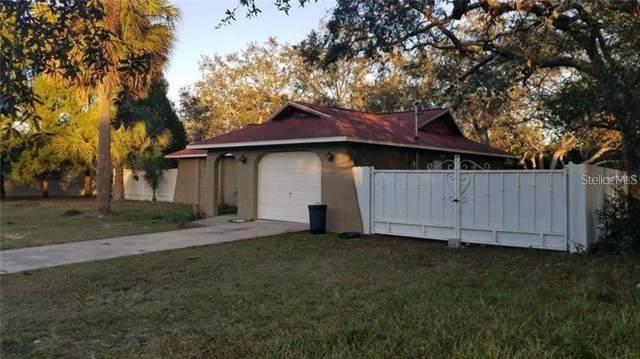 1386 Deltona Boulevard, Spring Hill, FL 34606 (MLS #T3204236) :: Florida Real Estate Sellers at Keller Williams Realty