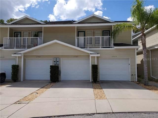 1709 Hammocks Avenue, Lutz, FL 33549 (MLS #T3204342) :: Andrew Cherry & Company