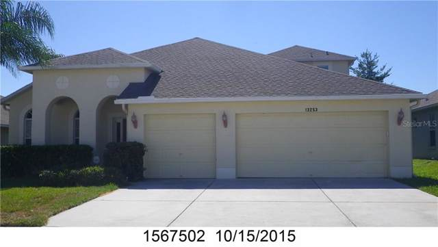 13253 Haverhill Drive, Spring Hill, FL 34609 (MLS #T3204346) :: Alpha Equity Team