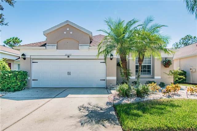 26532 Whirlaway Terrace, Wesley Chapel, FL 33544 (MLS #T3204387) :: Cartwright Realty