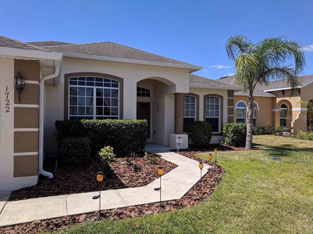 1722 Brassie Court, Kissimmee, FL 34746 (MLS #T3204494) :: RE/MAX Realtec Group