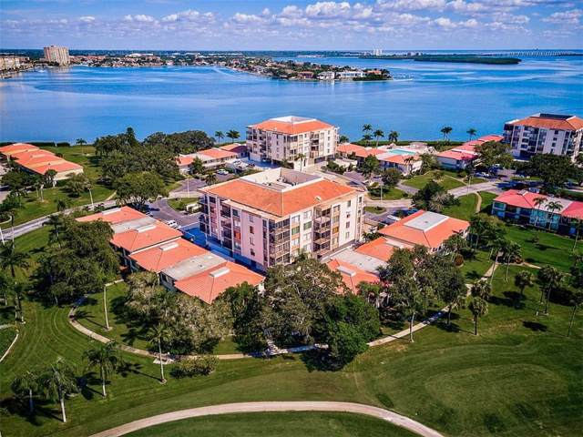 6219 Palma Del Mar Boulevard #308, St Petersburg, FL 33715 (MLS #T3204541) :: Baird Realty Group