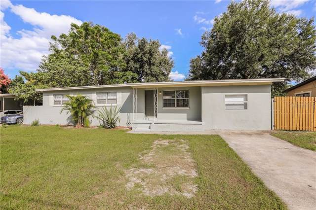 3907 Robbins Avenue, Orlando, FL 32808 (MLS #T3204569) :: McConnell and Associates