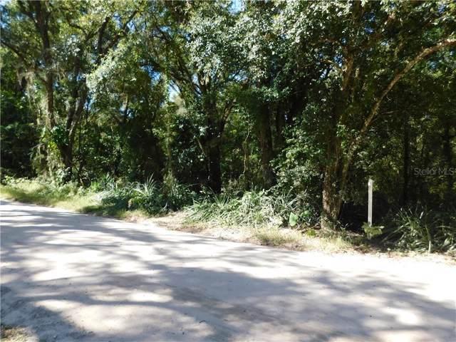 6827 Lumberton Road, Zephyrhills, FL 33540 (MLS #T3204575) :: Florida Real Estate Sellers at Keller Williams Realty