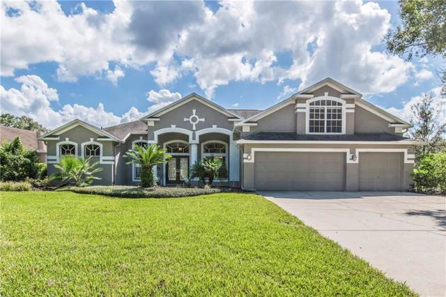 1447 Kensington Woods Drive, Lutz, FL 33549 (MLS #T3204629) :: Rabell Realty Group