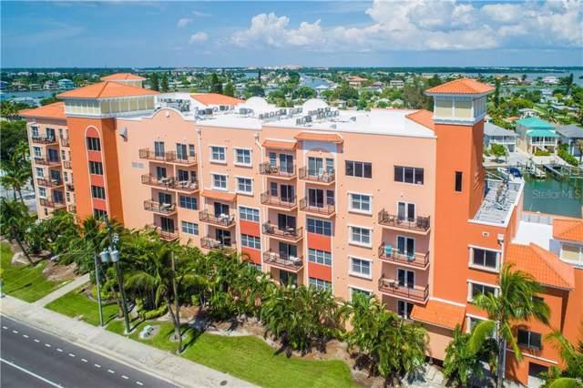 13235 Gulf Boulevard #201, Madeira Beach, FL 33708 (MLS #T3204668) :: Kendrick Realty Inc