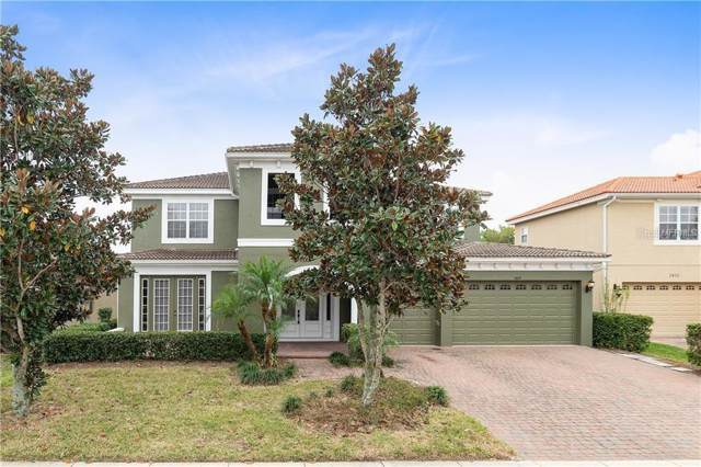 3804 Shoreview Drive, Kissimmee, FL 34744 (MLS #T3204756) :: Godwin Realty Group