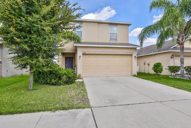 1128 Seminole Sky Drive, Ruskin, FL 33570 (MLS #T3204822) :: Gate Arty & the Group - Keller Williams Realty Smart