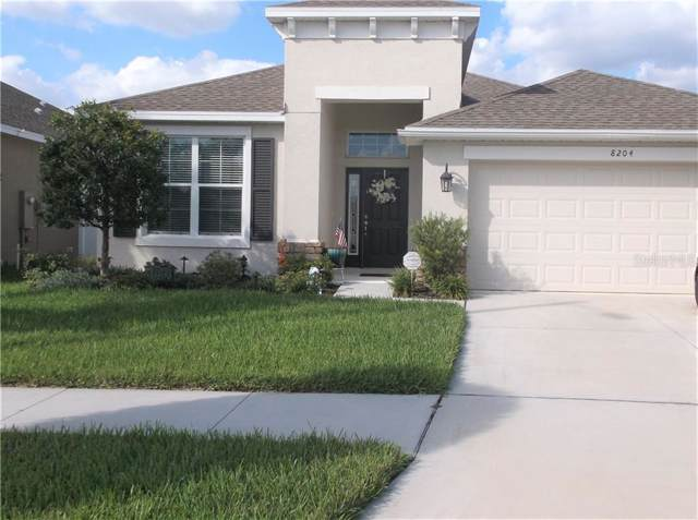 8204 Willow Beach Drive, Riverview, FL 33578 (MLS #T3204855) :: Carmena and Associates Realty Group