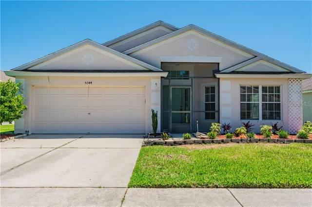 5344 Algerine Place, Wesley Chapel, FL 33544 (MLS #T3204872) :: Team Bohannon Keller Williams, Tampa Properties