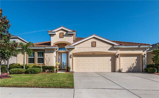 6721 Riverside Bluffs Drive, Riverview, FL 33578 (MLS #T3204965) :: Your Florida House Team