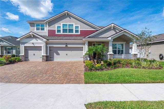 12230 Streambed Drive, Riverview, FL 33579 (MLS #T3205006) :: Team Bohannon Keller Williams, Tampa Properties
