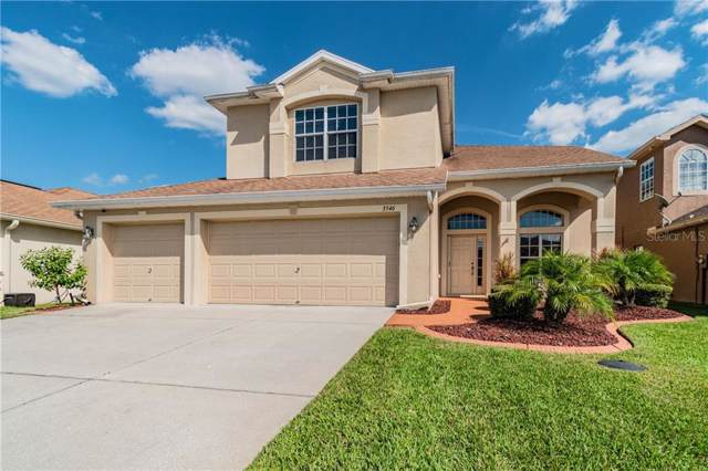 3546 Morgans Bluff Court, Land O Lakes, FL 34639 (MLS #T3205010) :: Team Bohannon Keller Williams, Tampa Properties
