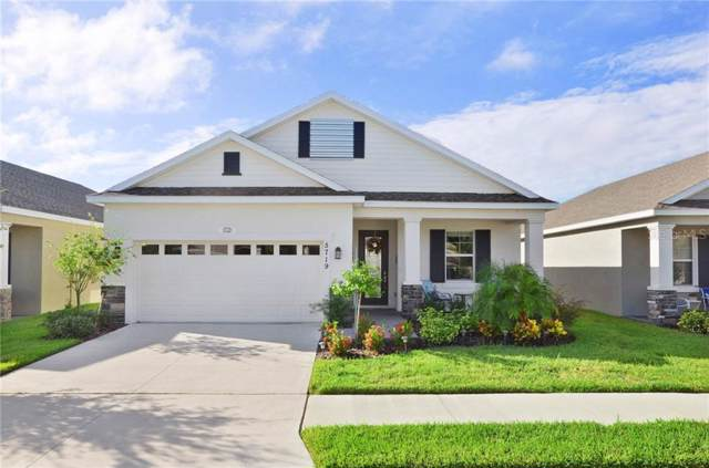 5719 Stockport Street, Riverview, FL 33578 (MLS #T3205252) :: The Duncan Duo Team