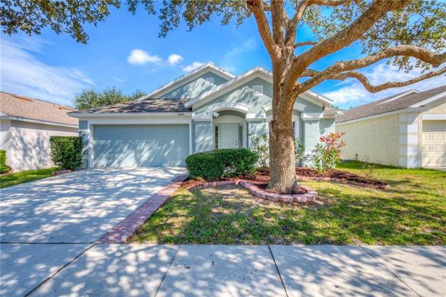 12440 Midpointe Drive, Riverview, FL 33569 (MLS #T3205270) :: Your Florida House Team